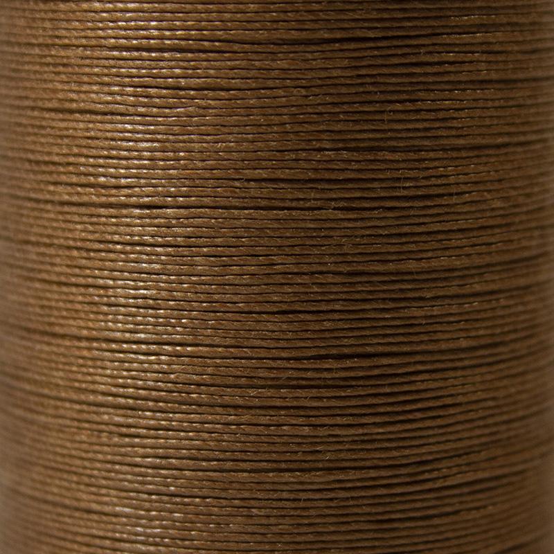 fil couleur marron