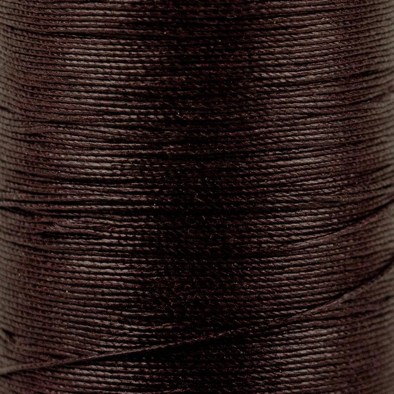 fil couleur chocolat