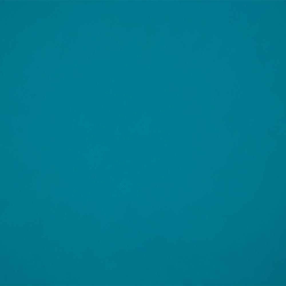 cuir vachette lisse turquoise