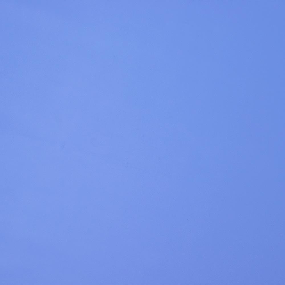 cuir de vachette lisse bleu lavande
